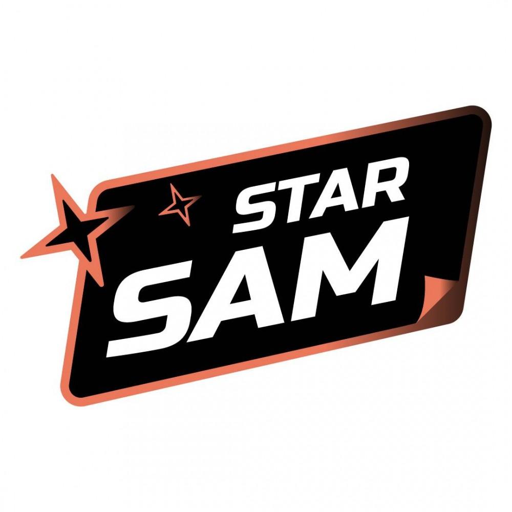 Star Sam Various Items
