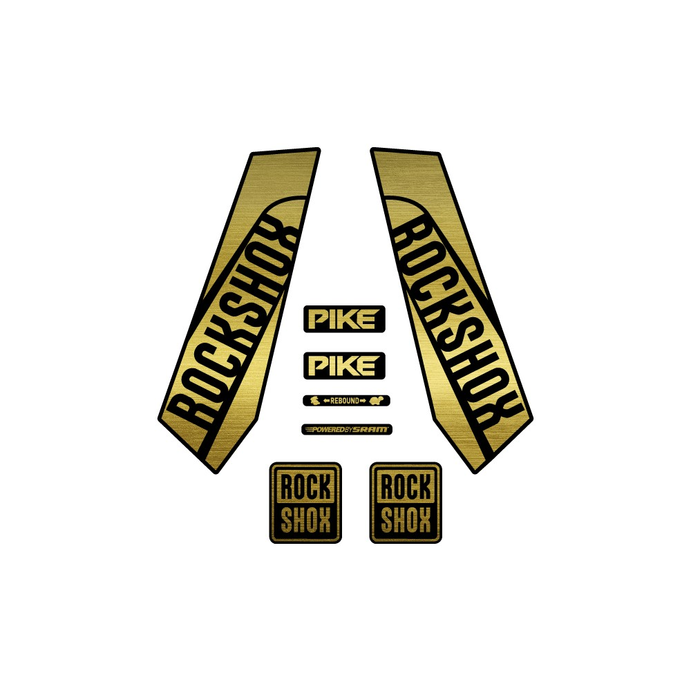 Rock Shox pike 2015 fork...