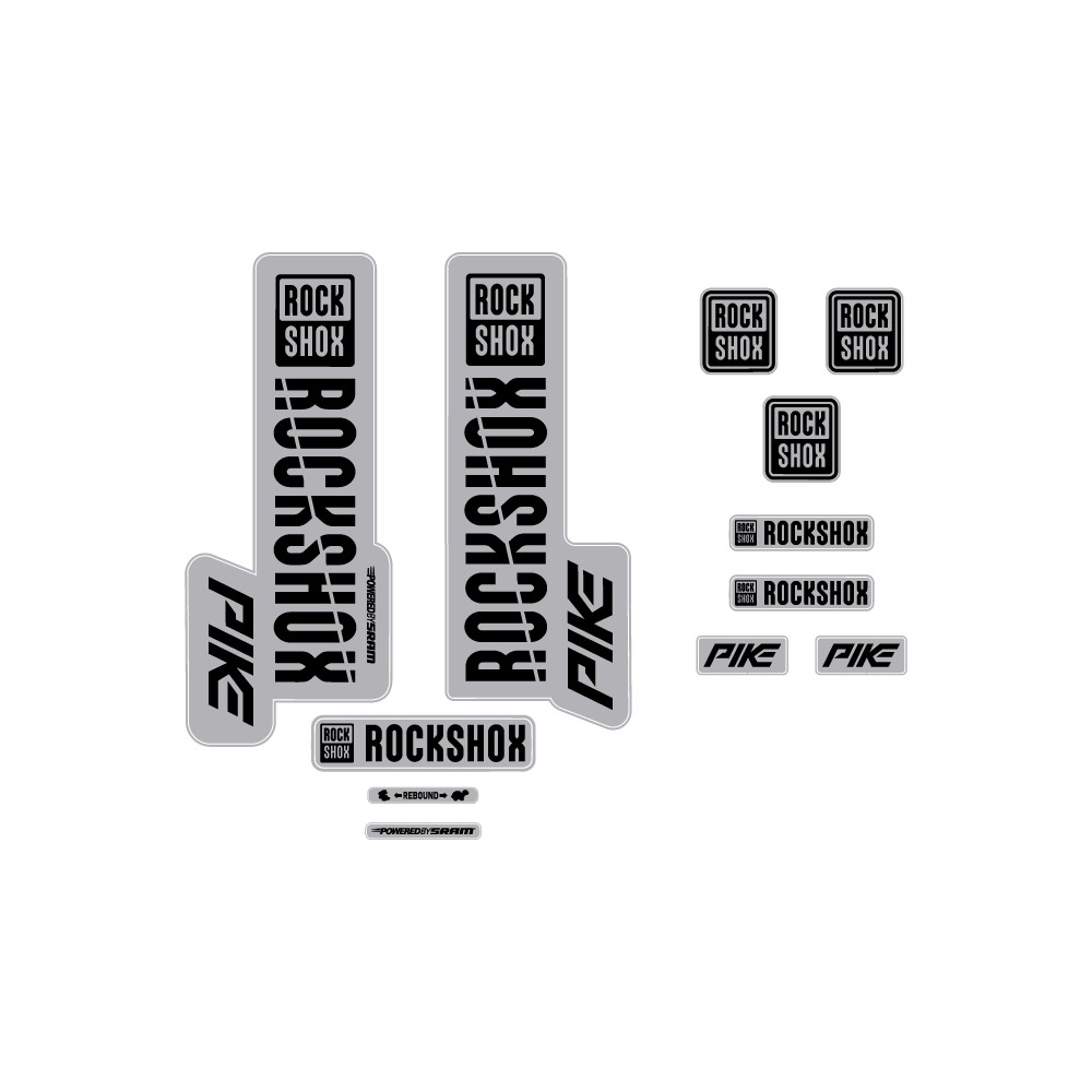 Rock Shox Pike 2018 fork...
