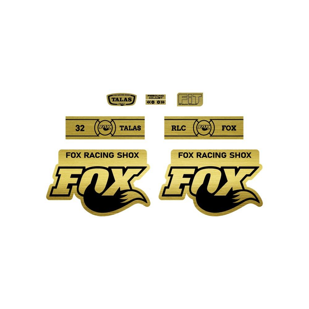Fox Racing shox Talas RLC...