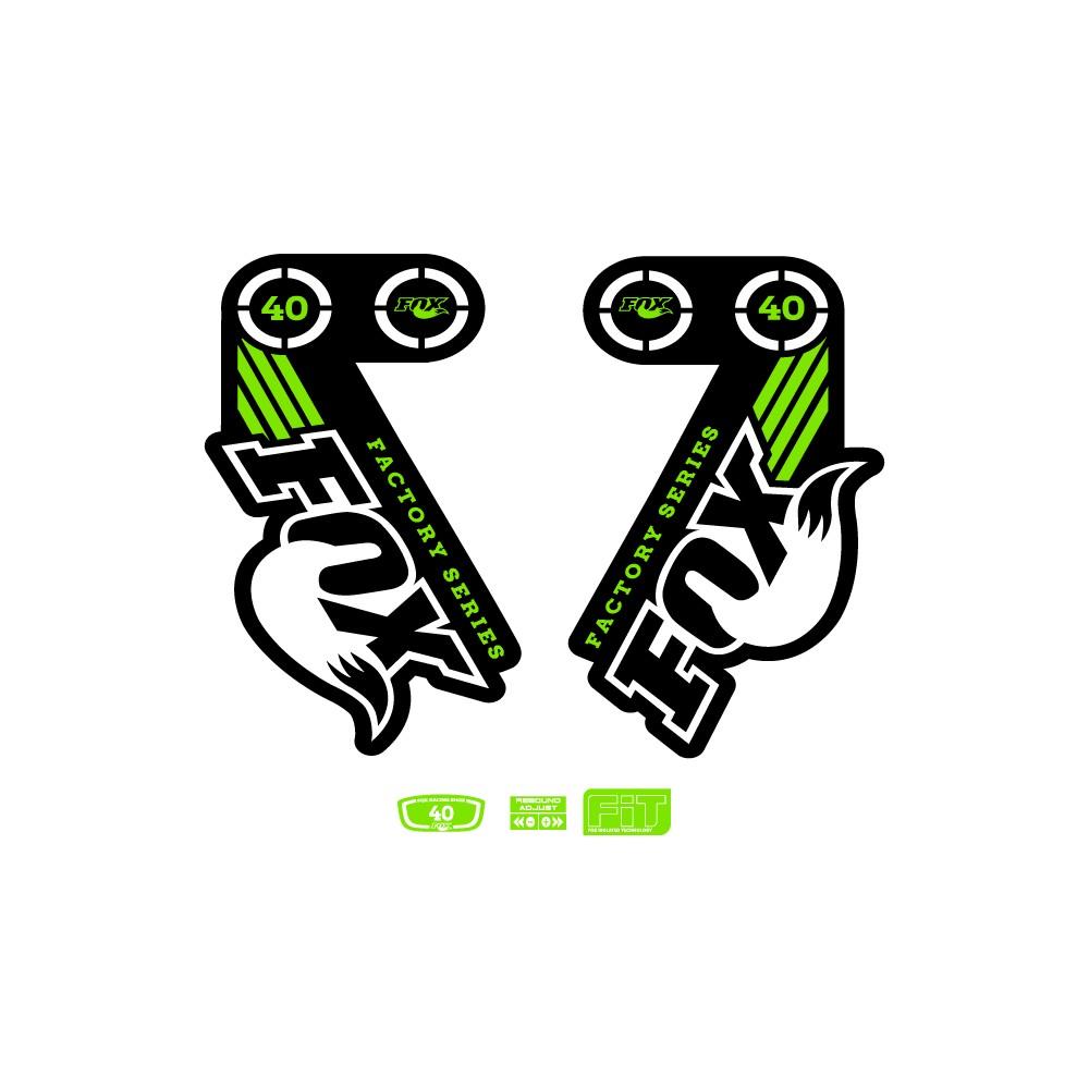 Fox Factory Series 40 fork...