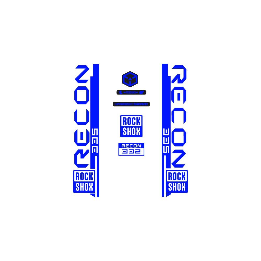 Rock Shox Recon 332 fork...