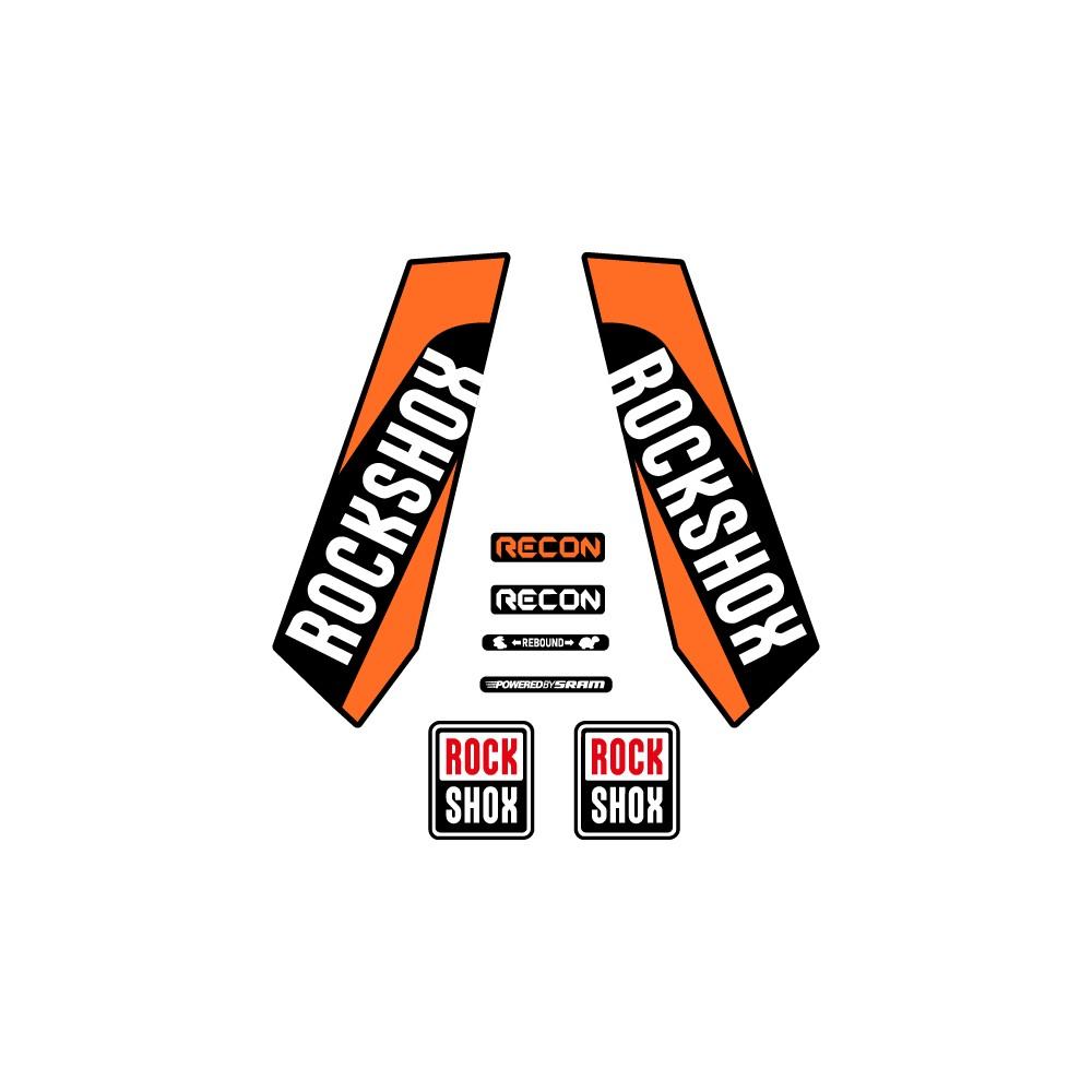 Rock Shox Recon mod-2 fork...
