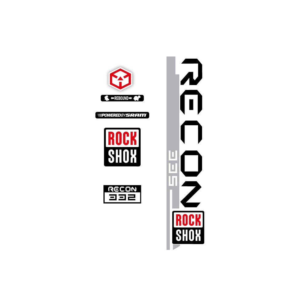 Rock Shox Recon 332 mod-3...
