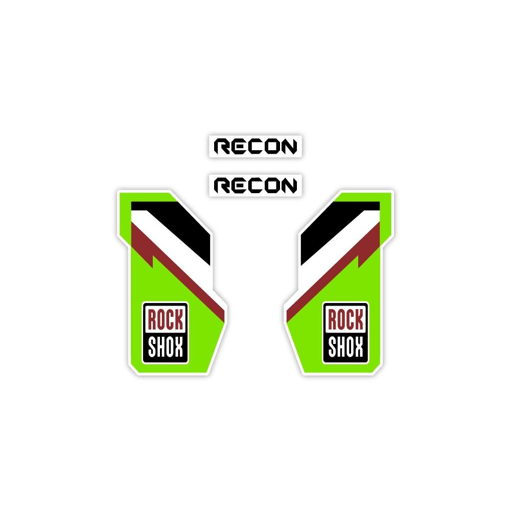 Rock Shox Recon mod-4 fork...