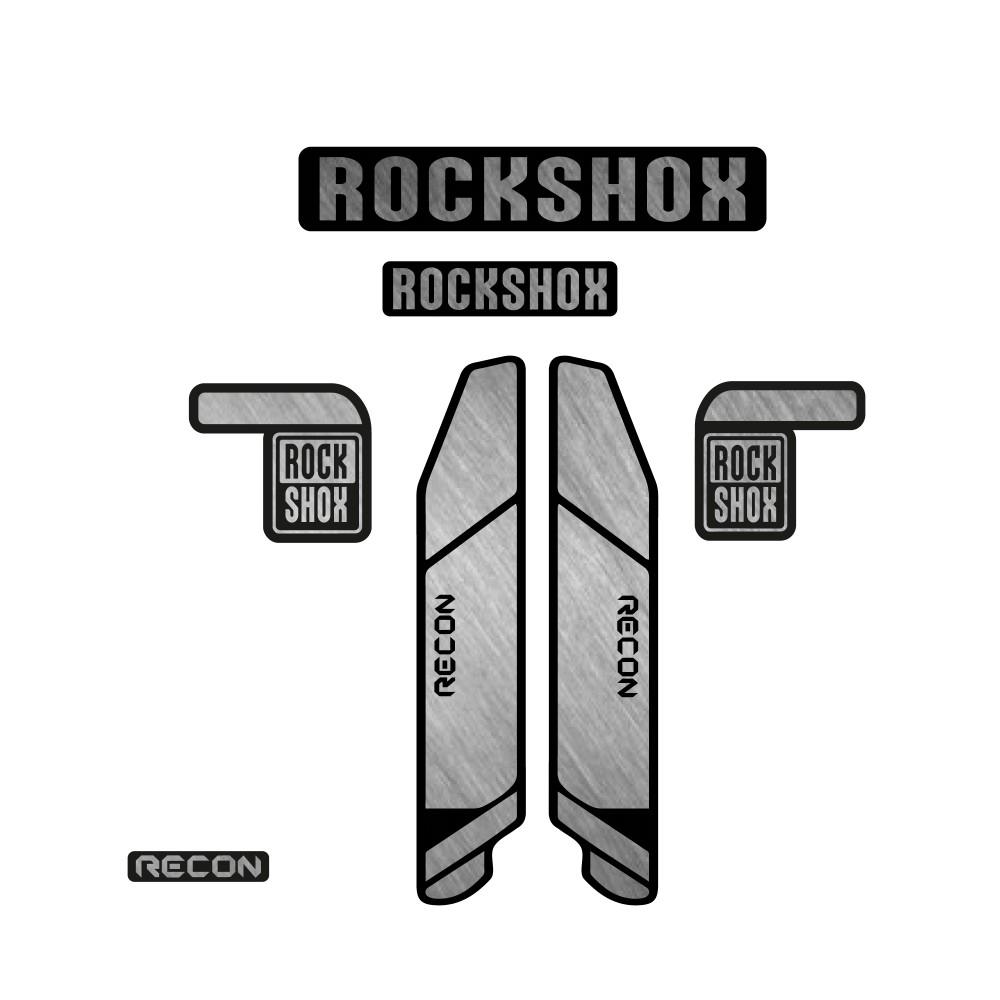 Rock Shox Recon fork bike...