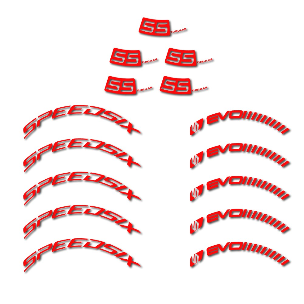 STAR SAM ® STICKERS ROAD TIRE Specialized 22 mm ADHESIVES