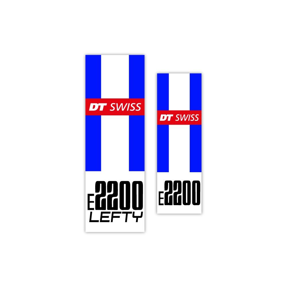 DT Swiss E2200 Lefty hub...