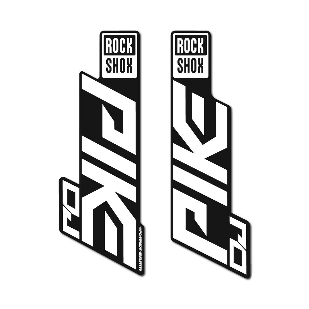 Rock Shox Pike DJ 2020 fork...
