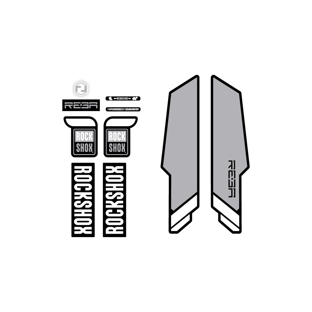 Rock Shox Reba mod-2 fork...