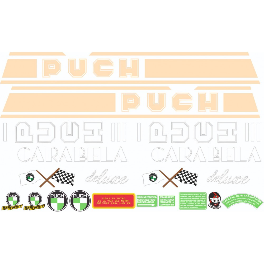 PUCH Carabela Deluxe...