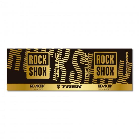 STAR SAM® Gradient Fahrrad aufkleber Gabel ROCK SHOX 35 Adhesives 2021