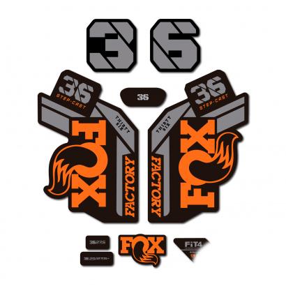 Fox 36 Factory Step Cast...